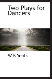 Two Plays for Dancers PDF