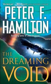 Cover of: The Dreaming Void by Peter F. Hamilton