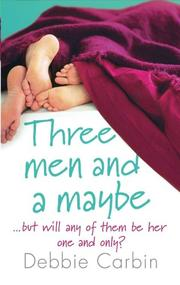 Three Men and a Maybe PDF