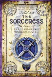 The sorceress by Michael Scott