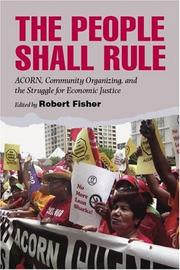 Cover of: The people shall rule by Robert Fisher, editor.