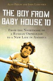 Cover of: The boy from Baby House 10 by Alan Philps