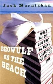 Beowulf on the beach PDF