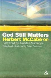 God Still Matters PDF