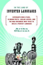 In the Land of Invented Languages PDF