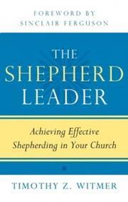 The Shepherd Leader PDF