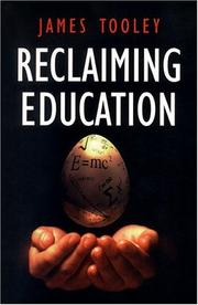 Cover of: Reclaiming Education by James Tooley
