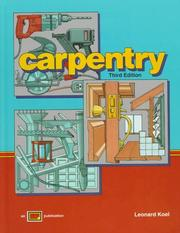 Carpentry by Leonard Koel