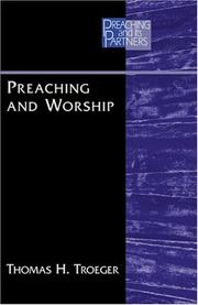 Preaching and Worship (Preaching and Its Partners)