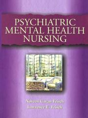 Psychiatric Mental Health Nursing by Noreen Cavan Frisch