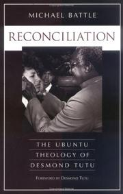 Reconciliation by Michael Battle