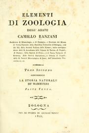Elementi di zoologia