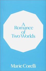 A romance of two worlds PDF