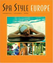 Spa Style Europe PDF
