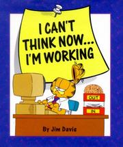 I can&#39;t think now-- I&#39;m working! by Mark Acey