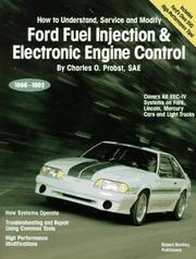 Ford fuel injection & electronic engine control by Charles O. Probst