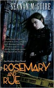 Cover of: Rosemary and Rue by Seanan McGuire