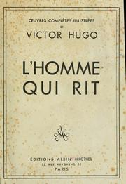 Cover of: L&#39; homme qui rit by Victor Hugo