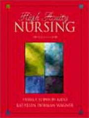 High Acuity Nursing by Kathleen Dorman Wagner