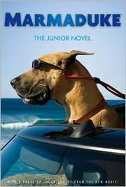 Marmaduke the Jr Novel