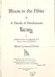 Illinois in the fifties
