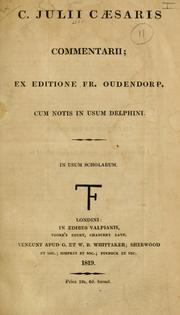 Cover of: Works by Julius Caesar