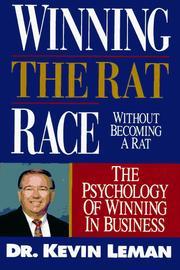 Winning the rat race PDF