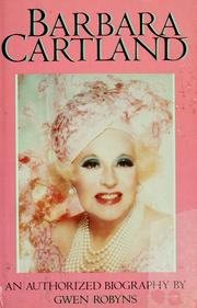 Barbara Cartland by Gwen Robyns