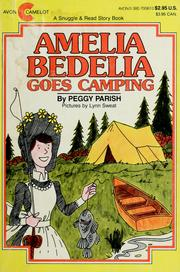 Cover of: Amelia Bedelia goes camping | Peggy Parish