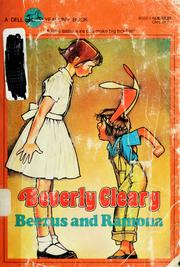 Cover of: Beezus and Ramona by Beverly Cleary