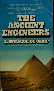 The ancient engineers PDF