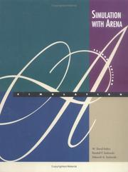 Simulation with Arena with CD-ROM PDF