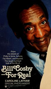 Bill Cosby-For Real by Caroline Latham