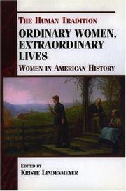 Ordinary Women, Extraordinary Lives PDF
