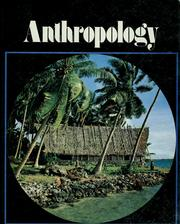 Cover of: Anthropology by Carol R. Ember