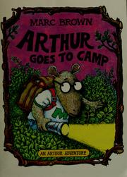 Cover of: Arthur Goes to Camp by Marc Tolon Brown