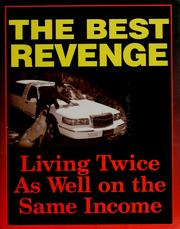 Cover of: The best revenge |