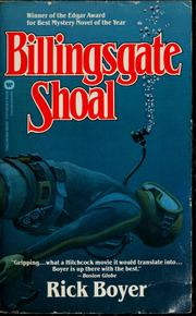Cover of: Billingsgate Shoal by Rick Boyer