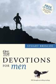 The one year book of devotions for men PDF