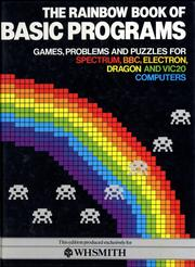 The Rainbow Book Of Basic Programs by Patricia Grady