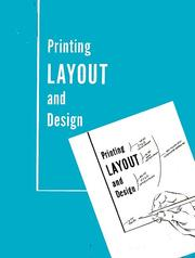 Printing layout and design PDF