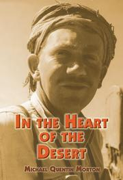 Cover of: In the Heart of the Desert by