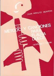 Métodos y Canciones para Flauta Dulce