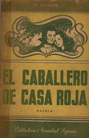 Cover of: El Caballero de Casa Roja by E. L. James