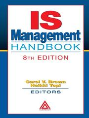 Cover of: IS Management Handbook by Bad author - no name