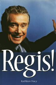 Cover of: Regis! by Kathleen Tracy