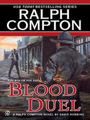 Blood duel by David Robbins