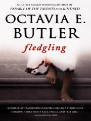 Cover of: Fledgling by Octavia E. Butler