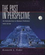 The Past in Perspective by Kenneth L. Feder