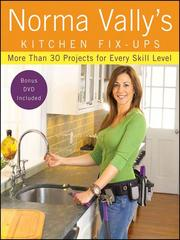 Kitchen fix-ups by Norma Vally